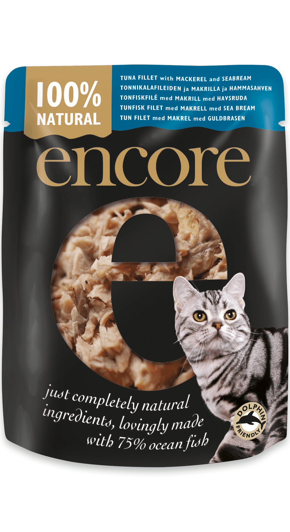 Encore Dog Food Pouches