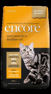 Encore Chicken Dog Food